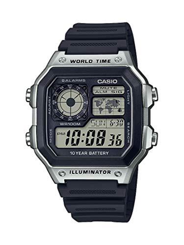 Casio Watch. AE-1200WH-1CVEF