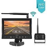 HD1080P Digital Wireless Backup Camera System for...