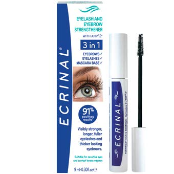Financial sales Oakland Mall sale ECRINAL NEW FORMULA Strengthening Lash ANP2+ Gel 9ml with