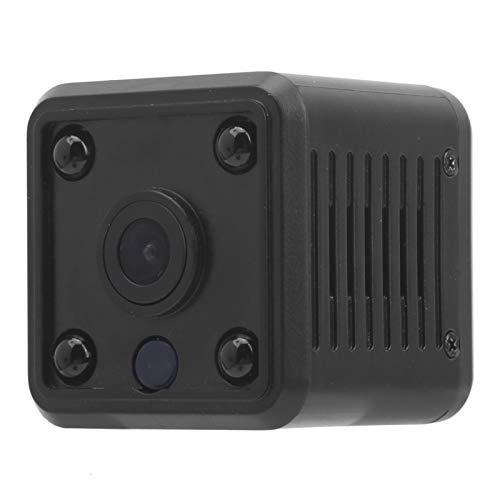 Mini cámara WiFi Cámara de Video inalámbrica 1080P Cámara de vigilancia de Seguridad para el hogar Recargable con visión Nocturna, Detección de Movimiento, Gran Angular de 120 Grados