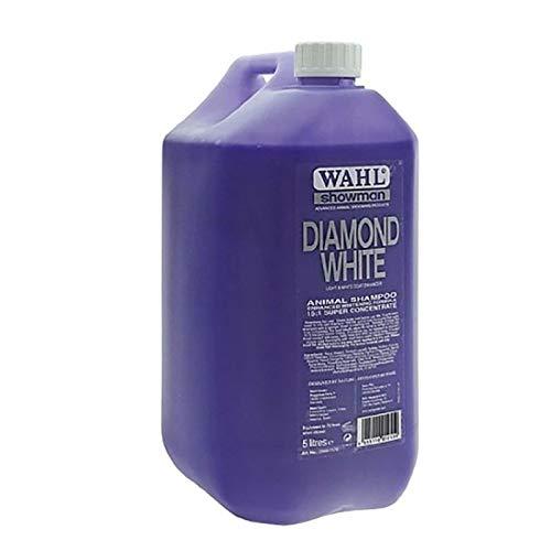 Wahl Champú concentrado Diamond White 5 L