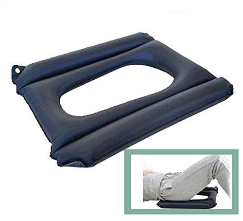 VIVI Anti-Bettenpatienten Luftkissen mit Hole Toiletten-Sitze, aufblasbare Seat Kissen, Rollstuhlkissen (sitting/liegend)