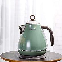 FUBINMY Elektrische waterkoker Vintage 304 roestvrij staal automatisch elektrisch huishoudelijke apparaat elektrische thee...