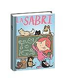Diario 12 Mesi La Sabri 4School, Gatti, Azzurro Multicolore
