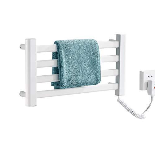 LUYION Toallero de Bajo Consumo Impermeable Eléctrico Radiador toallero de Pared baño...