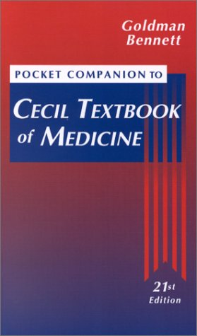 Pocket Companion to Cecil Textbook of Medicine (21st ed.)