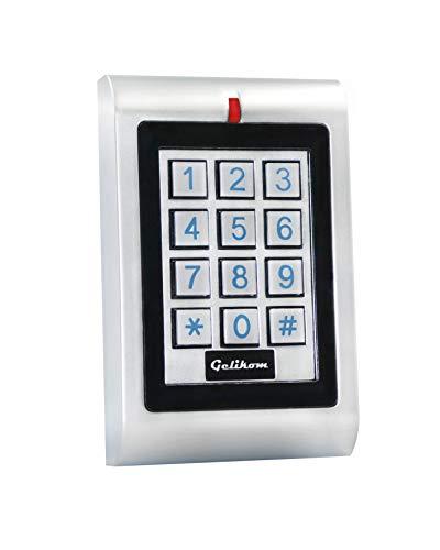 Wasserdicht RFID und PIN Codeschloss Türöffner Transponder Passwort Modell 2020