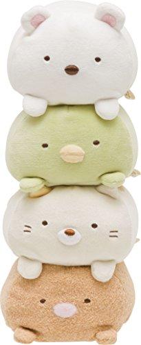 "Sumikko Gurashi San-x Super Squishy Plush 6/"" Tokage"