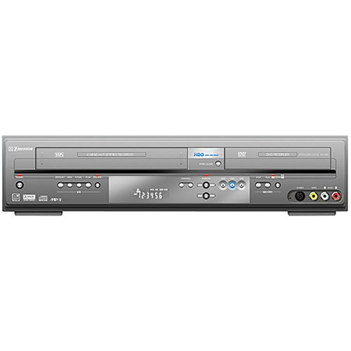 Fantastic Deal! Emerson 80 GB HDD/DVD Recorder/VCR Combo, EWH100F
