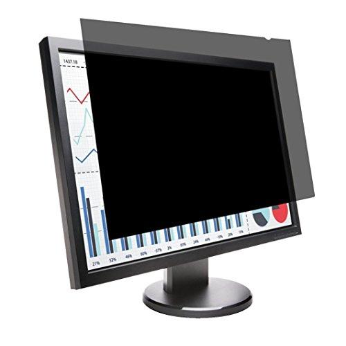 Blickschutz Folie für Bildschirme/Monitore| Privacy Filter | Sichtschutzfolie | Anti-Spy | 22 Zoll