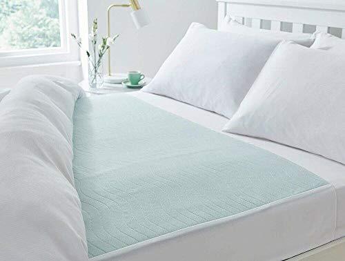 Eco Toilet Training Sleep Mat, Large, 85 x 135cms, 33½' x 53', tucks additional 50cms each side