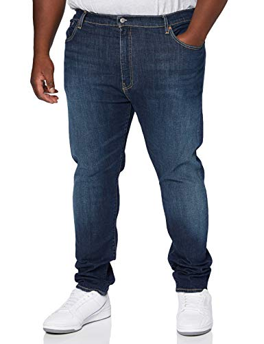 Levi's Big and Tall Herren 512 Slim Taper B&T Jeans, Brimstone ADV, 38W / 30L