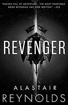 Revenger by Alastair Reynolds science fiction and fantasy book and audiobook reviews