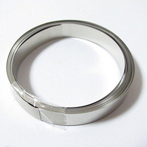 3M Reines Nickel Platte Nickel Streifen Band für Batterie Schweißen 8x0.15mm