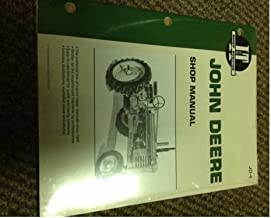 JOHN DEERE I&T JD4 L A B G H D M MT Service Shop Repair Manual BRAND NEW x