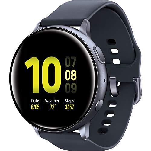Samsung SM-R830NZKUUDA Galaxy Watch Active2 40mm (Black) Under Armour - (Renewed)