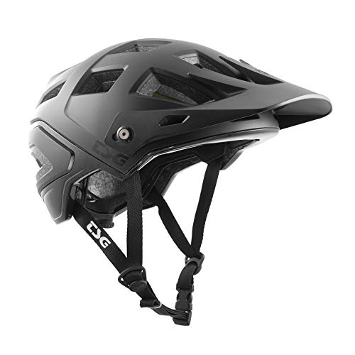 Tsg Scope Solid Color Casco, Unisex, 750141, Satin-Black, L XL