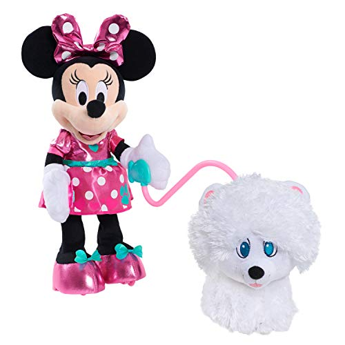 Minnie's Walk & Play Puppy Feature Plush Now $13.72 (Was $39.99)