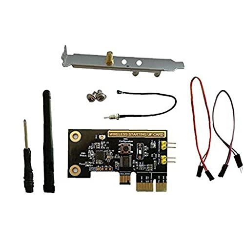 NiceCore Moduł przełącznika WiFi Relay-Switch APP Wireless Remote Timer Switch Control Outlet Restart Smart antena Wi-Fi