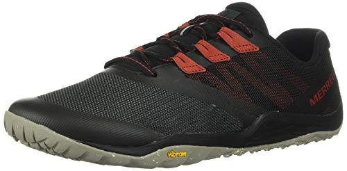 Merrell Trail Glove 5, Zapatillas Deportivas Hombre, Black/BOSSANOVA, 43 EU