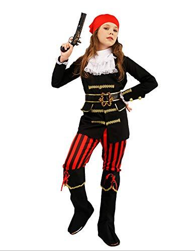 Disfraz de Pirata para Niña (10-12)