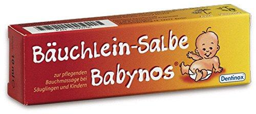 BAEUCHLEIN Salbe Babynos, 10 ml