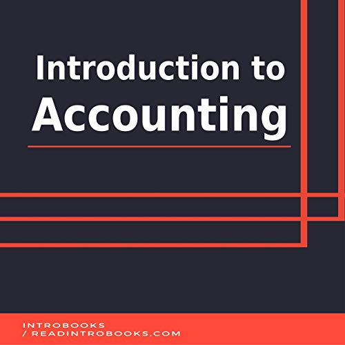 Couverture de Introduction to Accounting