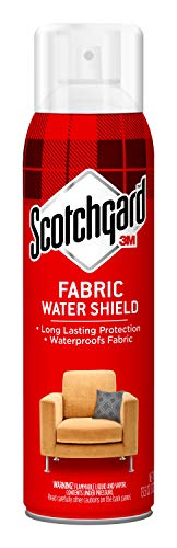 Scotchgard 13.5 Ounces Fabric Water Shield, Repels Water