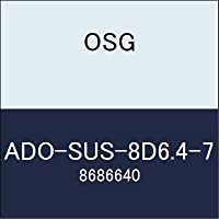 OSG 超硬ドリル ADO-SUS-8D6.4-7 商品番号 8686640