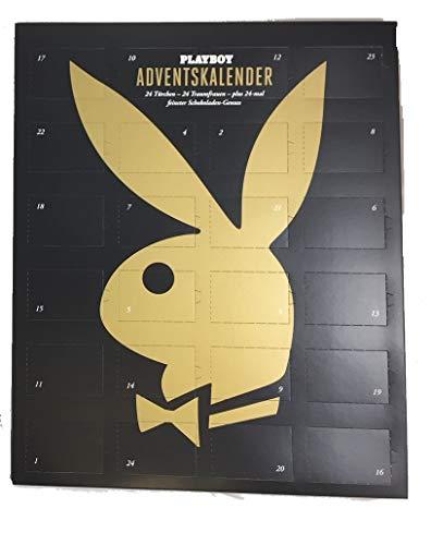 Playboy Schokoladen-Adventskalender mit Heft 12/2020, 192 g
