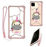 Oujietong Universel Funda para Qilive Smartphone Q3-19 143070 6 Pouces Funda Carcasa Case Cover...
