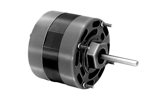 """Fasco D174 4.4"""" Frame Open Ventilated Shaded Pole General Purpose Motor with Sleeve Bearing, 1/10HP, 1500rpm, 115V, 60Hz, 3.5 amps"""