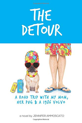 The Detour: A road trip with my mom, her pug & a 1986 Volvo