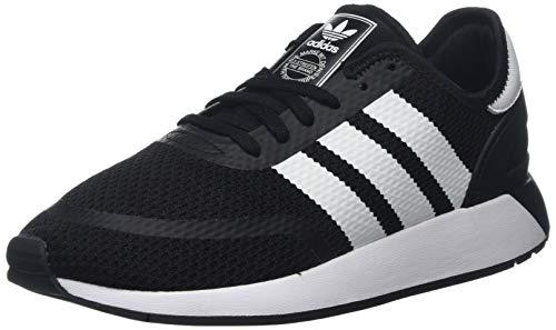 adidas Herren N-5923 Fitnessschuhe, Schwarz (Negbás/Ftwbla/Negbás 0), 44 EU