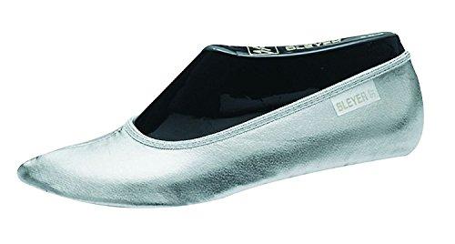 Bleyer Bauchtanzschläppchen Orientalischer Tanz Gymnastikschläppchen Silber (41)
