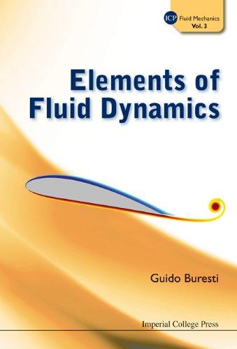 Elements Of Fluid Dynamics (Icp Fluid Mechanics Book 3) (English Edition)