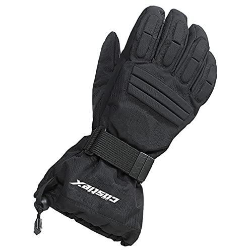 Castle X Platform Mens Snowmobile Gloves - Black -...