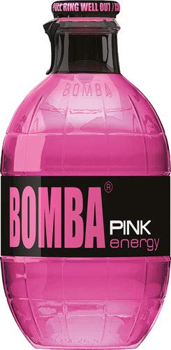 Bomba Pink Energy - 12x 250 ml