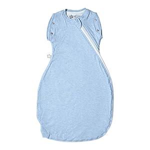Tommee Tippee Saco de dormir grosnuggle 0-4 m, 1.0 tog, color azul