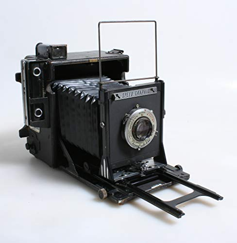 Best Buy! Speed Graphic 4X5 Camera W/203MM F 7.7 EKTAR Lens