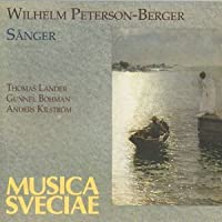 Peterson-Berger: Sanger (2010-12-27)