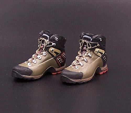 tytlmask Kleding model Scala 1/6 wandelschoenen bergschoenen sportschoenen model binnen leeg voor 12 inch lichaamsfiguur soldaat mannen