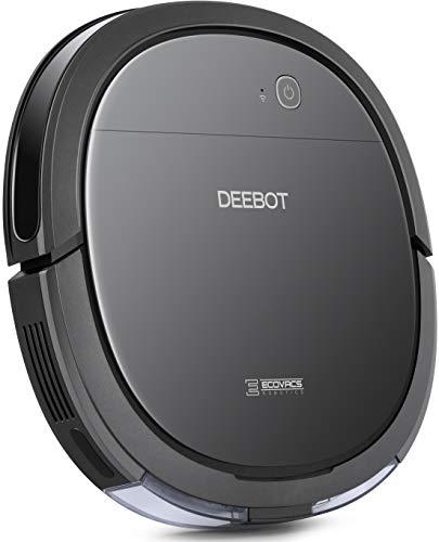 エコバックス 薄型ロボット掃除機 DEEBOT OZMO Slim10 DK3G