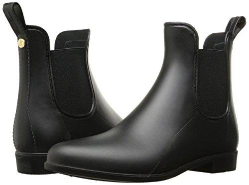 Sam Edelman Women's Tinsley Rain Boot, Black Matte, 8 M US