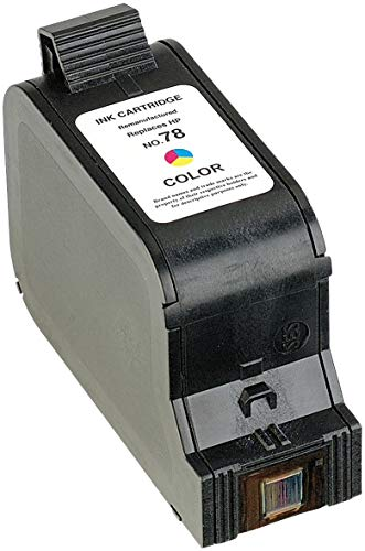 recycled/rebuilt by iColor Deskjet 970 Cxi, HP: Recycled Cartridge für HP (ersetzt C6578A No.78), Color HC (Deskjet 930 C, HP)