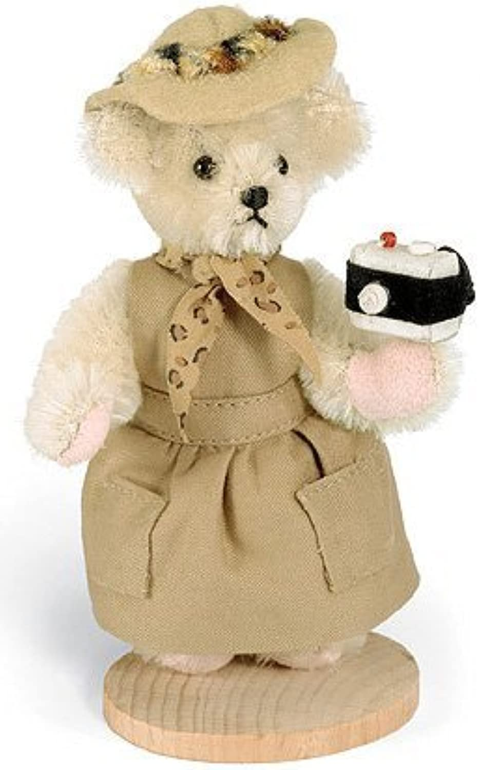 Mini Muffy Africa Mohair by North American Bear
