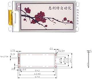 2.13 Inch E-Paper Module E-Ink Display Screen Module Black Red White Color SPI Z10 Drop Ship