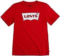 Levi's Camiseta Graphic tee de Manga Corta para Niño