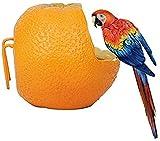 YRHH Cuenco para Loros De 3 Uds O Cuenco para Beber, Recipiente para Comida para Loros, Cuenco Colgante, Cuenco para Loros, Comedero para Pájaros Y Mascotas, Canarios De Cacatúa