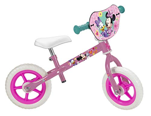Rider Bike 10' Minnie Mouse
